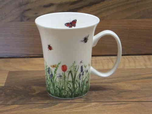 FW 548 Frühlingswiese / Bone China Becher 0,3L