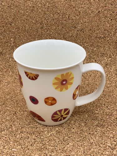 FU 551 / Funny / New Bone China Becher 0,4l