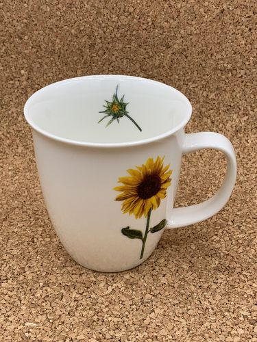 SB 551 / Sonnenblume / New Bone China Becher 0,4L